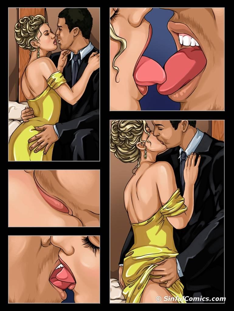 scarlett johansson cartoon porn